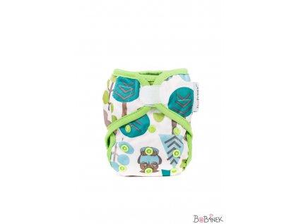 277574 bobanek latkova plenka novorozenecke svrchni kalhotky suchy zip lesik