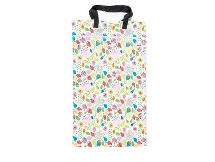 Bobánek Velká taška - Květiny 1ks