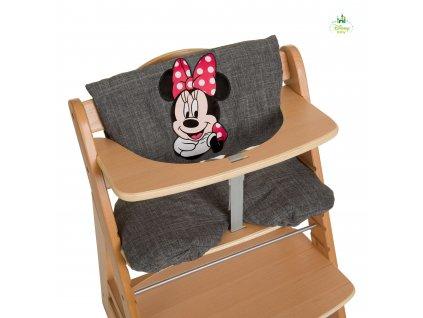 Hauck Disney Potah DeLuxe 2020 na židličku Alpha: minnie grey