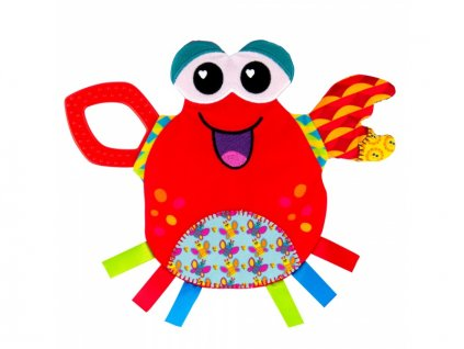 Lamaze - Šustící krab Jack