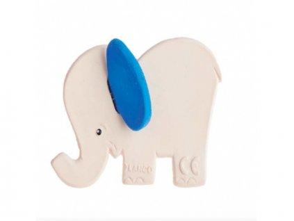 Lanco - Kousátko slon s modrýma ušima