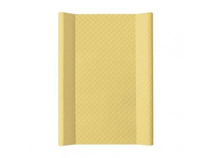 Podložka přebalovací 2-hranná MDF 70x50 cm CARO Mustard Ceba