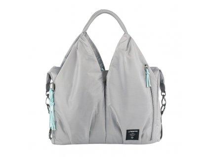 Green Label Neckline Bag Pop 2020 grey