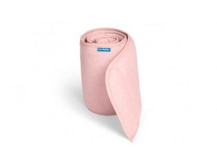 Chránič do postýlky AERO Pink