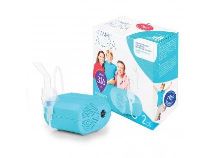 vitammy aura inhalator pneumatyczno tlokowy