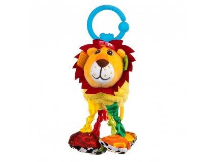 BalibaZoo - vibrující hračka, Lev Leon, od 0m