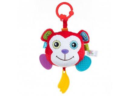 BalibaZoo - závěsná hračka Opice Aga, od 0m