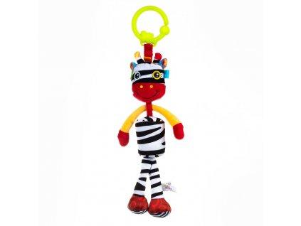 BalibaZoo - závěsná hračka Oslík Dale, od 0m