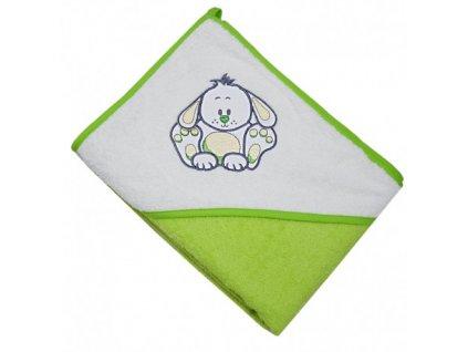 OK-08 dětská osuška GREEN