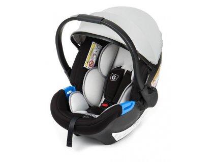 Autosedačka GL CUB Grey 0-13kg 2020 Petite&Mars