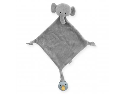 Muchláček slon storm grey