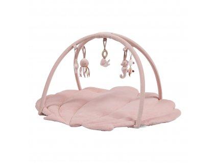 4845 Hrací deka s hrazdičkou pink 1 scaled
