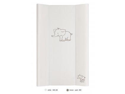 11203 Přebal. podl. pevná slon bílá