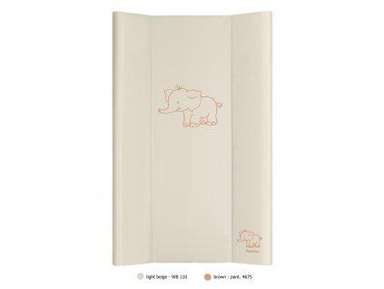 11203 Přebal podl. pevná slon béžová