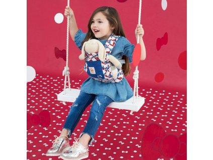 Ergobaby NOSÍTKO PRO PANENKY - Hello Kitty Classic