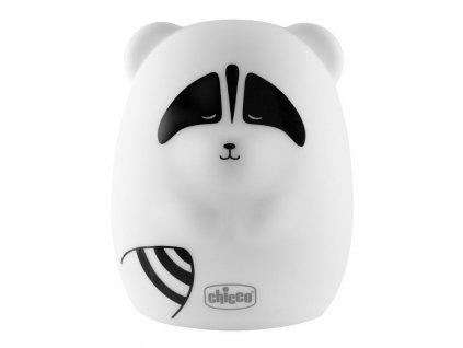 Lampička noční světlo dobíjitelné, přenosné Chicco - Medvedík čistotný
