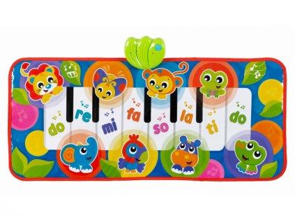 Playgro - Hrací podložka piano