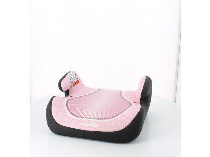 Autosedačka Topo Comfort Skyline Pink 15-36 kg