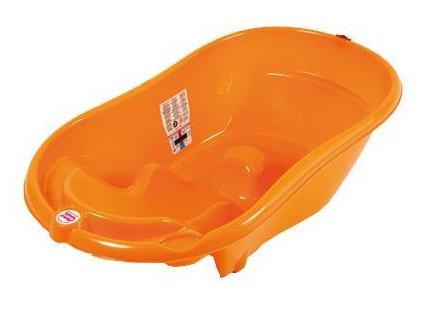 Vanička bez držáku Onda oranžová 45