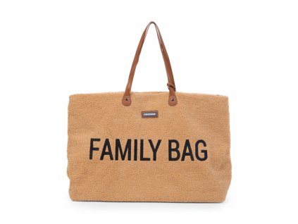 Cestovní taška Family Bag Teddy Beige