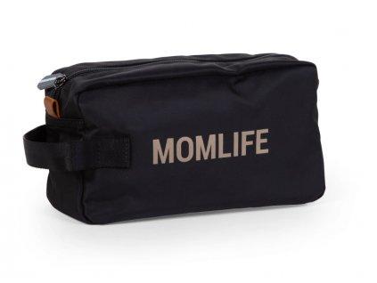 Toaletní taška Momlife Black Gold