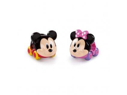 Hračka autíčka Mickey Mouse & Friends Go Grippers™ 2ks, 12m+