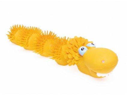 Lanco Pets - Hračka pro psy - Dentální hračka housenka