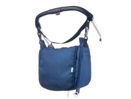 Taška na kočárek CARETERO - navy  + sleva 6% na nezlevněné zboží