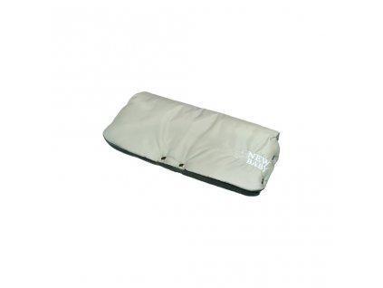 Rukávník na kočárek Classic Fleece olive/dark grey  + sleva 6% na nezlevněné zboží