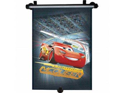Sluneční roleta do auta Cars 3