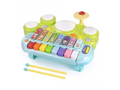 Edukační multifunkční hračka Bayo Xylofón