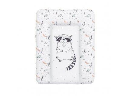 CEBA Podložka přebalovací měkká 50 x 70 cm Raccoon