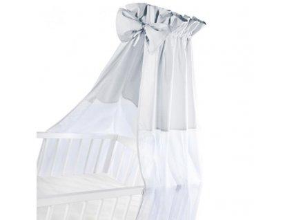 Baldachýn univerzální bílá 200x150 cm
