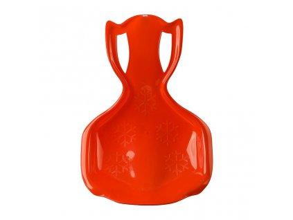 Dětský sněžný kluzák BAYO COMFORT LINE XL červený