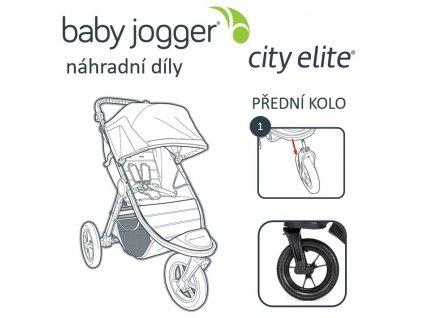 BabyJogger KOLO přední CITY ELITE