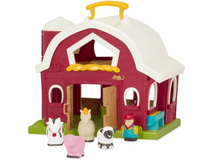 Farma se zvířátky Big Red Barn