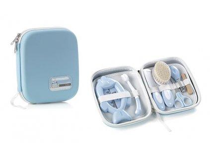 Jané hygienický set modrý barva: mentolová