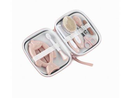Jané hygienický set béžový pudrový Barva: mentolová