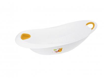 """Dětská vanička 87cm s integrovaným lehátkem """"Winnie"""""""