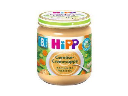 Polévka krémová BIO zeleninová 200g Hipp