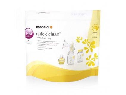 Sáčky sterilizační Quick Clean - 20 ks