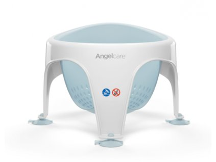 ANGELCARE Sedátko do vany Light Aqua