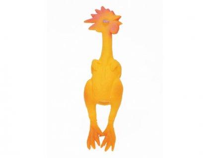 Lanco Pets - Hračka pro psy - Pískací kuře mini