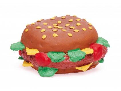 Lanco Pets - Hračka pro psy - Pískací hamburger
