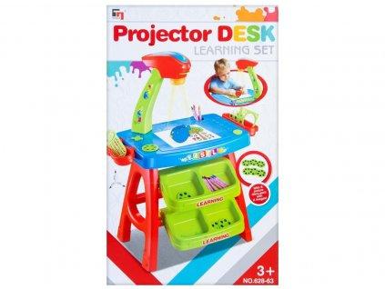 Projektorový stůl s příslušenstvím MEGA CREATIVE 416724 Projektorový stůl s příslušenstvím MEGA CREATIVE 416724