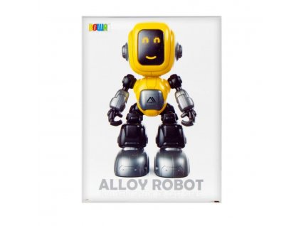 Funkční robot MEGA CREATIVE 443140 Funkční robot MEGA CREATIVE 443140