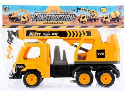 Stavební autojeřáb MEGA CREATIVE 459256 Stavební autojeřáb MEGA CREATIVE 459256
