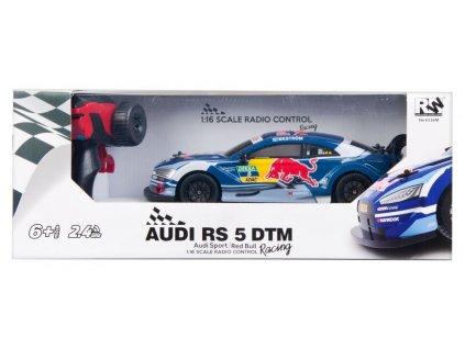 Dálkově ovládané osobní auto Audi RS 5 DTM MEGA CREATIVE 459614 Dálkově ovládané osobní auto Audi RS 5 DTM MEGA CREATIVE 459614