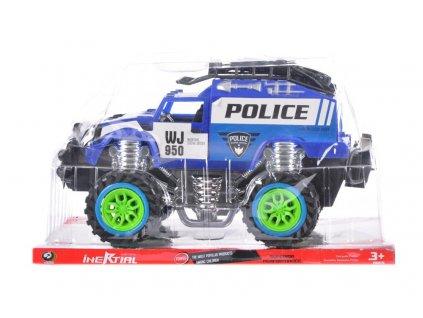 Terénní auto Police MEGA CREATIVE 459625 Terénní auto Police MEGA CREATIVE 459625