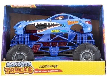 Monster mix terénní vůz, barva MEGA CREATIVE 459746 Monster mix terénní vůz, barva MEGA CREATIVE 459746